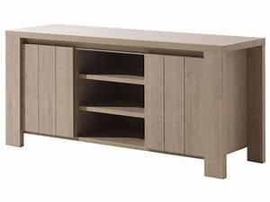 Meuble Pas Cher Conforama : bahut meuble tv brest nature meuble tv conforama pas ~ Dailycaller-alerts.com Idées de Décoration