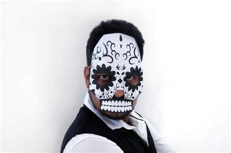 halloweenmasksugar skull maskpapercraftdiy