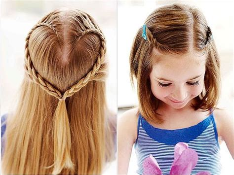 Cute hairstyles for girls with long hair: Learn how to do