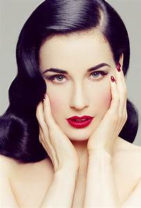 7 best 50's Style Make Up images on Pinterest | Beauty ...