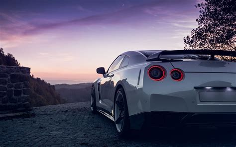 white gtr wallpaper hd  cars nissan gtr wallpapers