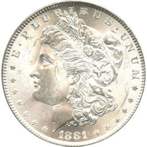 morgan silver dollar  jm bullion