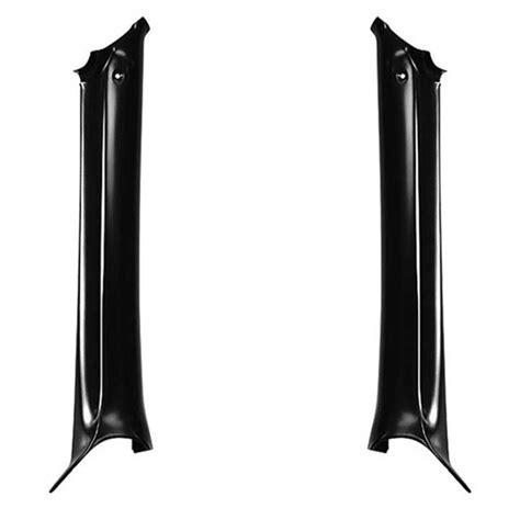 chevelle interior pillar post molding pair