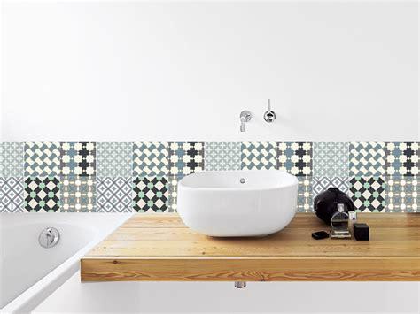 mosaique autocollante cuisine frise autocollante salle de bain lertloy com