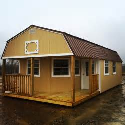 lofted barn cabin for deluxe lofted barn cabin cumberland buildings sheds
