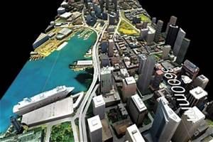 At 2013 Esri UC, Esri showed the advanced 3D visualization ...