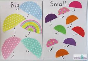 Big and Small Measurement Sort | Learning 4 Kids