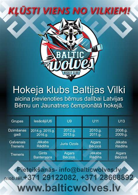 Pievienojies Baltijas Vilku klubam 20/21 gada sezonai ...