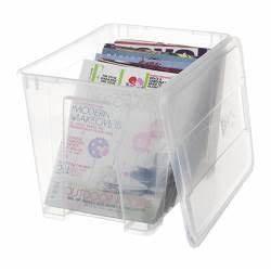 Samla Box Ikea : samla ikea samla box with lid laundry room storage ~ Watch28wear.com Haus und Dekorationen