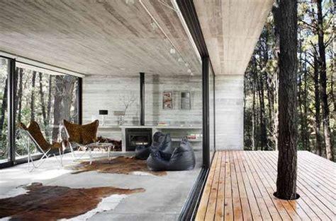 eco friendly living jd house  bak architects  argentina