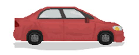 pixel car png 2d pixel car side view opengameart org