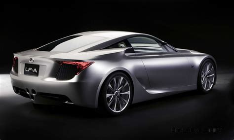 Permalink to Lexus 2005 LF-A: Sports Coupe