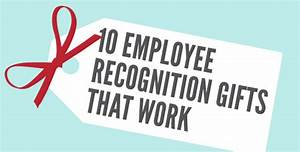 10 Employee Recognition Gifts That Work
