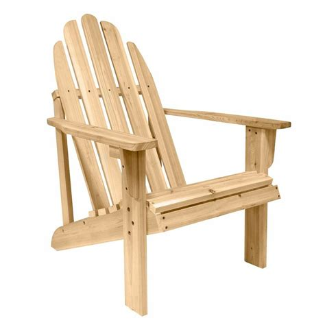 lowes canada adirondack chairs shop shine company cedar adirondack chair