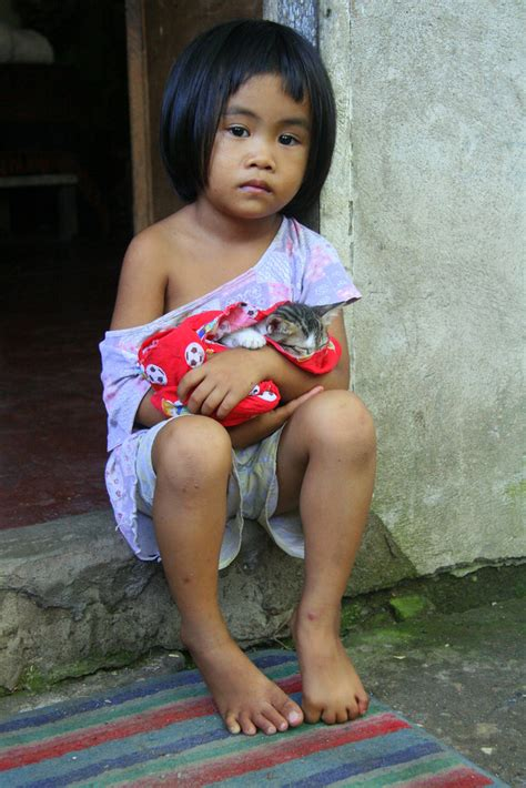 Asia Philippines Luzzon Poverty Is The State For The
