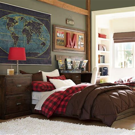 36 Modern And Stylish Teen Boys' Room Designs Digsdigs