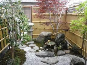 Portique Jardin Japonnais small space japanese garden home garden n patio