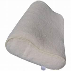 Oreiller Cervical Memoire De Forme : oreiller cervical orthop dique m moire de forme housse ~ Melissatoandfro.com Idées de Décoration