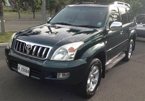 Suv For Sale by 2004 Toyota Prado Suv For Sale American Of