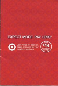 expect more pay less target booklet expect more pay less i publix