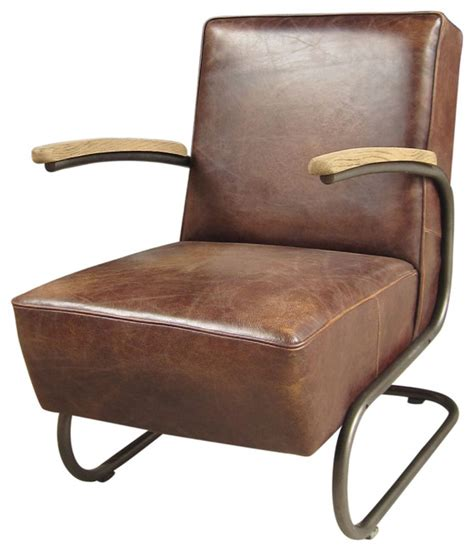four club chair industrial armchairs and