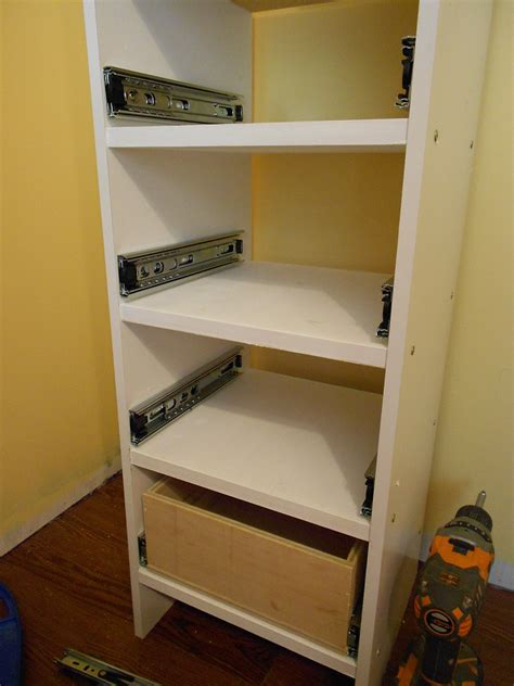 installing drawer  diy drawers diy furniture