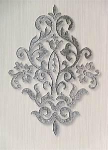 Tapete Ornamente Silber : ornamenta barock tapete hellgrau silber 95309 ornamente euro pro m ebay ~ Sanjose-hotels-ca.com Haus und Dekorationen