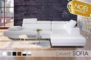 Réparer Canapé Simili Cuir : photos canap en u simili cuir ~ Premium-room.com Idées de Décoration
