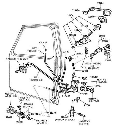 2006 Ford F 150 Door Lock Wiring Diagram by Door Locks Gary S Garagemahal The Bullnose Bible