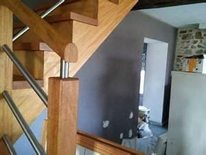 Bureau Sous Escalier : bureau sous escalier le 39 ti monde d 39 aeden ~ Farleysfitness.com Idées de Décoration