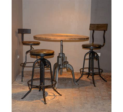 chaise pour table haute chaise haute pour table bar valdiz