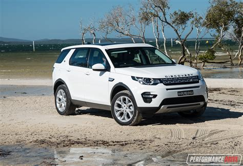 discovery land rover 2017 2017 land rover discovery sport hse td4 180 review