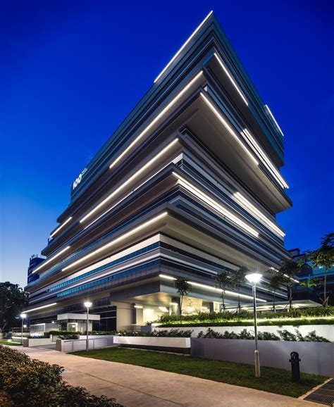 100pp Office Building In Singapore Earchitect