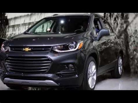 2019 Chevrolet Trax Redesign Youtube