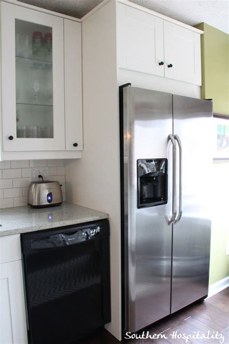 built  fridge southern hospitality