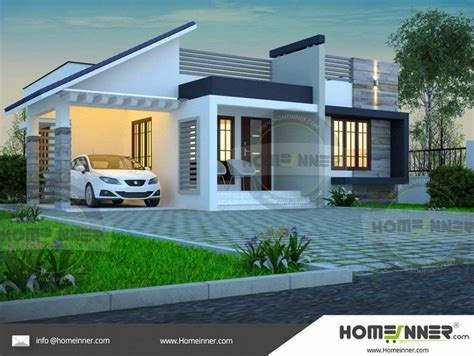 Indian House Elevation Plans Lovely Single Story Simple