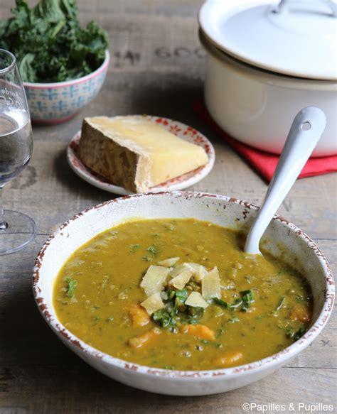 cuisiner des lentilles en boite soupe aux deux lentilles et au cantal