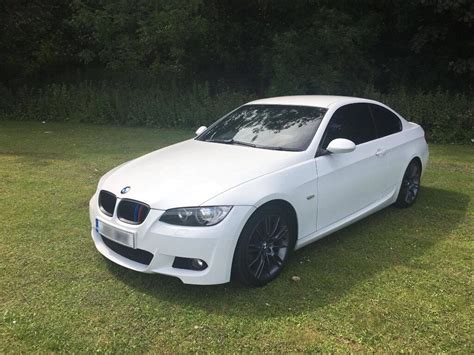 bmw    sport white  bridlington east