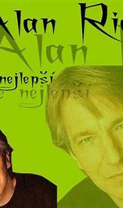 Happy Birthday Alan Rickman by KinziGamer on deviantART