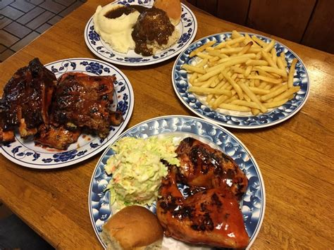 sides that go with ribs beef rib pork rib chicken combo sides mashed potatoes gravy rice coleslaw french fries