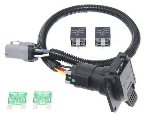 ford replacement oem tow package wiring harness