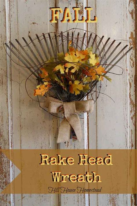 fall door decorations  wreaths diy projects craft ideas