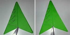 Tannenbaum Falten Anleitung : 3d tannenbaum aus papier selber basteln ~ Lizthompson.info Haus und Dekorationen