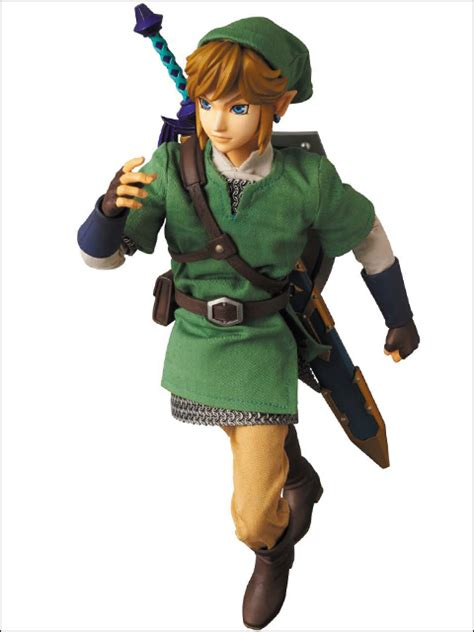 Feast Your Eyes On The Greatest Link Figurine Ever Zelda