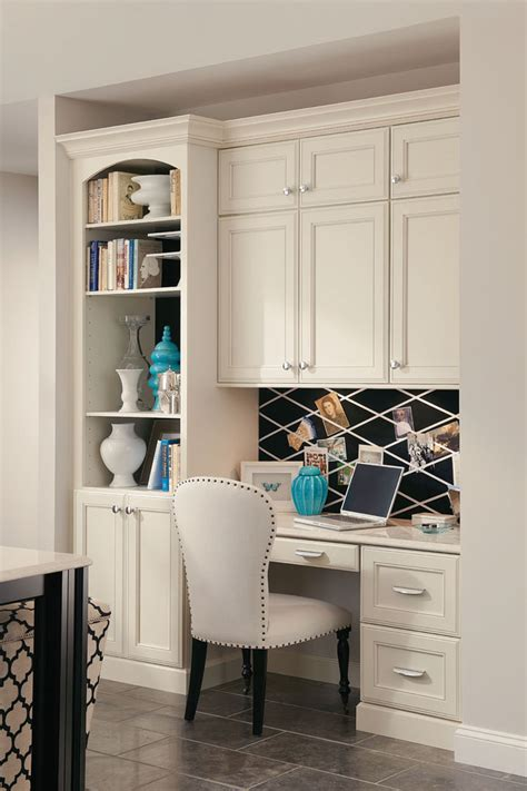 Built In Desk Cabinets by Living Spaces Ideas Cabinets Unlimited