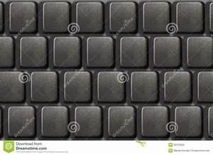 computer keyboard without letters royalty free stock photo With computer keyboard without letters