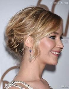 Chignon Cheveux Mi Long : chignon cheveux mi long pour mariage ~ Melissatoandfro.com Idées de Décoration
