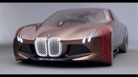 Bmw Vision Next 100 Interior, Exterior