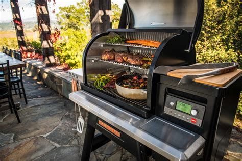 outdoor grill developer traeger  expanding