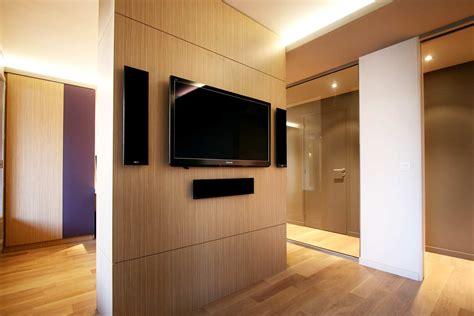 architecture intérieure réunion de deux appartement en un